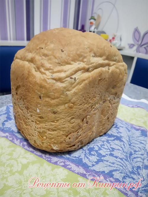 хлеб 8 злаков простой рецепт