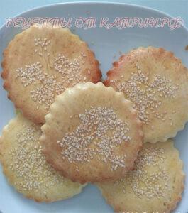 коржики на сметане пошаговый рецепт с фото